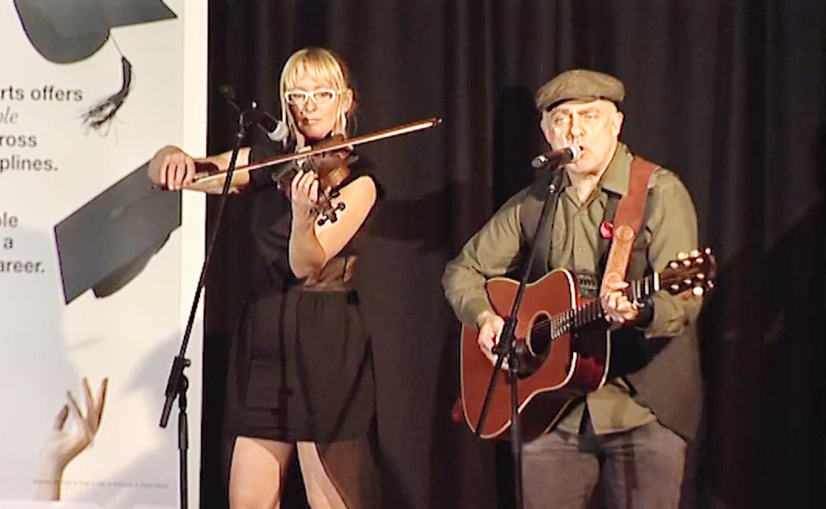 John Cronan, Marcy Taylor